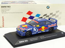Minichamps 1/43 - BMW M3 E36 OTM 1995 Quester Red Bull