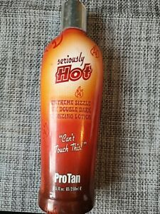 Pro Tan Seriously Hot 10x Double Dark Bronzing Lotion