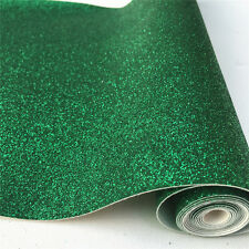 Fine Glitter Fabrics Sparkle Twinkle Faux Leather Vinyl Craft Material Decor Bow