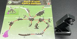 "Minecraft Minifigures ~ Build-a-Mini Ender Dragon ""Back Right Leg"" (Piece 5)"