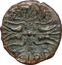 Syracuse in Sicily under Agathocles 305BC Athena Thundebolt Greek Coin  i26910