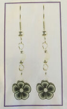 Jilly Bead Flora Earrings Jewelry Making Kit Flowers