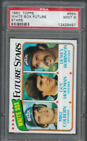 1980 Topps Chicago White Sox Stars Colbern Hoffman Robinson #664 PSA 9 MINT