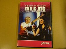 MUSIC DVD / MILK INC - THE BEST OF FOREVER - LIVE AT SPORTPALEIS 2008