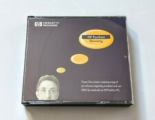 Hewlett Packard HP Pavilion PC System Recovery CD Discs HP 5185-0444 5012-0771