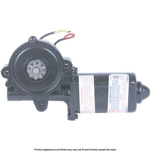 For Ford Country Squire 1989-1991 Cardone Front Left Power Window Motor DAC