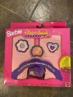 1992 Mattel Barbie Glitter Beach Makeup for you kit sealed