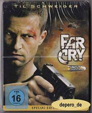 """FAR CRY"" - Til Schweiger - Uwe Boll - Action UNCUT BLU RAY STEELBOOK - neu/OVP"