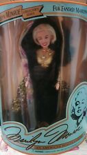 Barbie Marilyn Monroe Dsi - Fur Fantasy Marilyn Collector's Series 93'