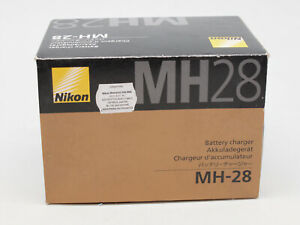 genuine Nikon MH-28 Battery Charger for Nikon 1 V2 Digital Camera