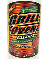 Grill & Oven Cleaner and Degreaser ~ 40 fl oz. / 1.18L ~ Tough on Grease ~ NEW