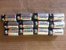 Lot of 12 Energizer Lithium CR123 3V Photo Lithium Batteries Bulk EXP 2022