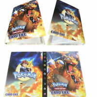 Pikachu Ultra Pro Pokemon Card Folder 240 Pockets Portfolio Binder Album Toy DIY
