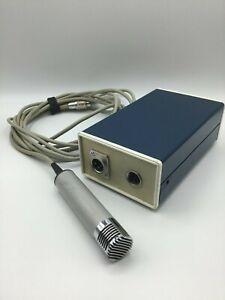 Vintage Oktava MK-12 Small Diaphragm Condenser Tube Microphone