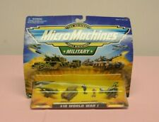 Micro Machines Military World War I #18 Galoob New WWI