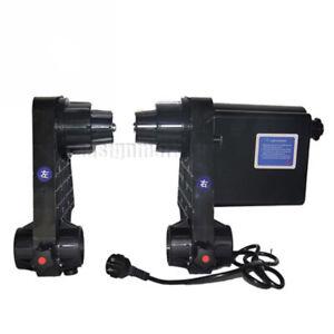 Single Motor Printer Automatic Media Take Up Reel System Printing Paper Roller