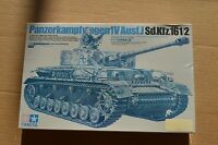 Tamiya 35181 1/35 Panzerkampwagen IV Ausf.J Sd.Kfz.161/2 Kit Model Tank