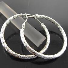 Hoop Clip - On Handcrafted Earrings