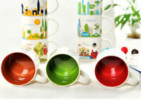 14oz Starbucks Coffee Mug You Are Here City Collector Series Mugs Cup