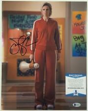 JANE LYNCH Signed GLEE 11x14 Photo Sue Sylvester Auto (B) ~ Beckett BAS COA