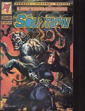 SOLUTION  #10 1994 MALIBU -BACK TRACK- ULTRAVERSE  HUDMAN/ STATEMA...VF-