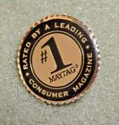 Maytag Corporation #1 Rated By A Leading Consumer Magazine Lapel Pin Appliances  photo