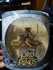 Lord of The Rings Warriors and Battle Beasts Sharku On Warg Toy Figure