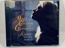 MARY CHAPIN CARPENTER, A PLACE IN THE WORLD, 1996, CD SEALED
