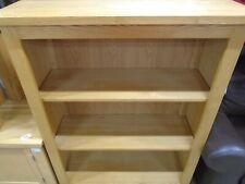 Light Oak Effect Shelving Unit / Bookcase  - CIS W57