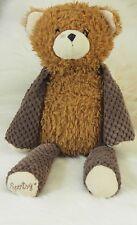Scentsy Buddy Barnabas The Bear Plush Teddy Stuffed Animal Brown Retired