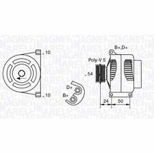 MAGNETI MARELLI GENERATOR LICHTMASCHINE FIAT 500 C DOBLO 063377027010