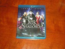 DARK SHADOWS JOHNNY DEEP BLURAY NO DVD PIRATI DEI CARAIBI COMMEDIA DIVERTENTE