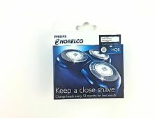 Philips Norelco HQ8 Shaving Replacement heads DualPrecision HQ8/52 Shaver Blade