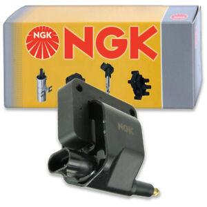 1 pc NGK Ignition Coil for 1991-1997 Jeep Wrangler 4.0L L6 2.5L L4 - Spark pp