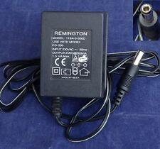 Chargeur Original REMINGTON 118A-3-500D PG-200 3V 0.5A 5.5mm/2.5mm