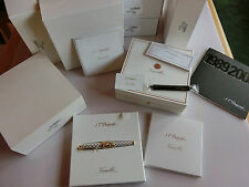 S.T. Dupont Limited Edition 2006 VERSAILES ROLLERBALL PEN Factory Brand NEW