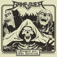 GAME OVER - Blessed Are The Heretics - CD DIGIPACK