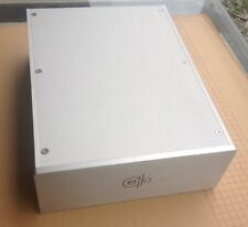 Cello Full aluminum amplifier enclosure chassis/AMP box 230*90*308mm