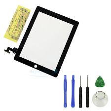 New Black LCD Screen Glass Digitizer Repair Part for iPad 2 A1395 A1397 A1396