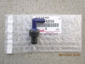 03 - 04 TOYOTA TACOMA 3.4L V6 VENTILATION VALVE PCV SUB ASSEMBLY NEW