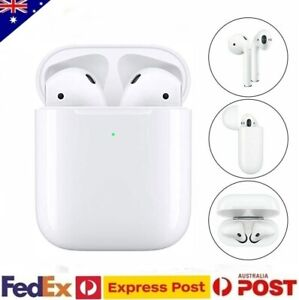 Apple AirPods 2nd Generation With Wireless Charging Case Earphone Headphone