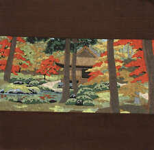Japanese Furoshiki Masao Ido Sanzenin Temple Eco Wrap Bag  50x50cm Tapestry Gift