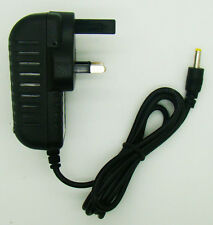 3 Pin UK plug AC/DC 6V 2A 4.0mm x 1.7mm Charger Adapter Power Supply
