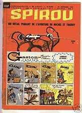 Spirou 1337 du 28 novembre 1963