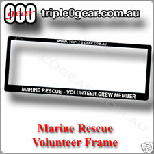 One for our MARINE RESCUE volunteers
