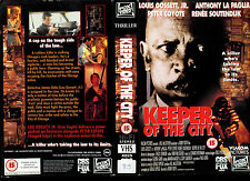 Keeper Of The City - Peter Coyote - Video Sleeve/Cover #17177