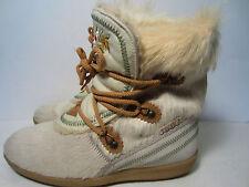 Women's Tecnica Fur Boots Size 41 10