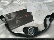 Nike Triax C3 Heart Rate Monitor Watch & Imara HRM Transmitter Lot PREOWNED