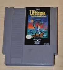 Ultima Quest of the Avatar (Nintendo, 1985) CARTRIDGE ONLY BUY IT NOW FREE SHIP