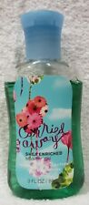 Bath & Body Works Carried Away Shea Enriched Shower Gel Signature 3 oz/88mL New